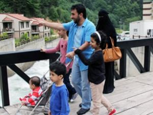 Arap turistin Türkiye'ye olan ilgisi artıyor