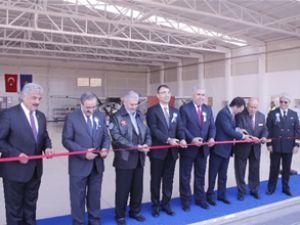 THK Hava Ulaştırma Fakültesi açıldı