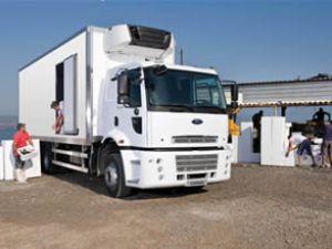Ford Cargo 'Midilli Yol' serisi yenilendi
