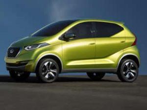 Datsun'dan Mini SUV konsepti: redi-GO