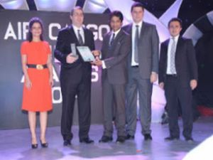 Turkish Cargo'ya uluslararası ödül verildi
