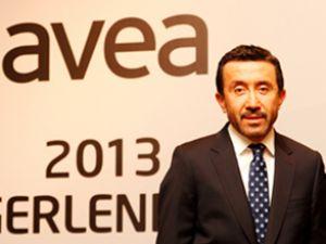 Avea, 2013'de gelirini yüzde 10 artırdı