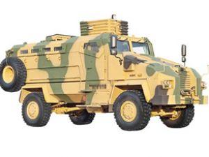 TSK, 321 adet Kirpi'nin teslimini bekliyor