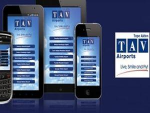 'TAV Mobile' uygulaması güncellendi