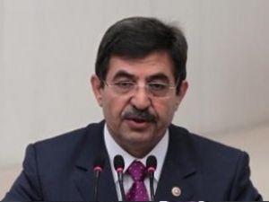 Güllüce: Kanal İstanbul'u istemiyorlar