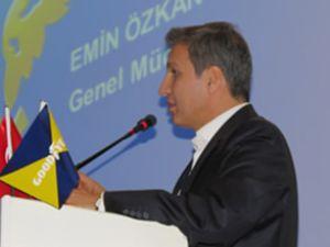 Goodyear'ın toplantısı Antalya'da yapıldı