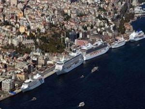 Kruvaziyer liman projesi piyasayı yükseltti
