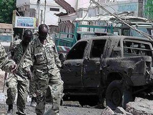 Somali havaalanında bombalı saldırı