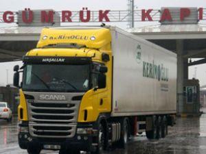 TIR'ların Bulgaristan'a geçişleri sürüyor