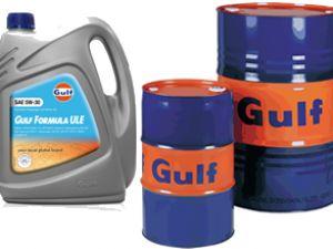 GULF Oil'den tüketiciye yeni ürünler