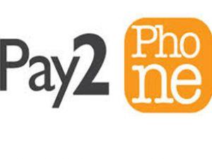 Pay2Phone, 5 bin bayii ile hizmete açıldı