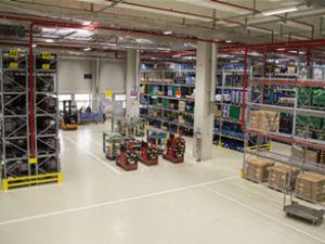 Bosch'tan lojistiğe 9 milyon Avro yatırım