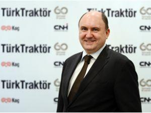 Türk Traktör 2013'de cirosunu %10 artırdı