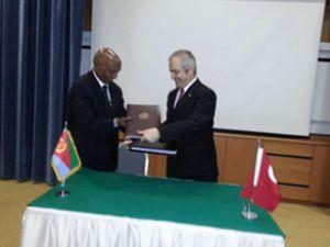 Yurtdışı uçuş ağına Eritre de dahil oldu