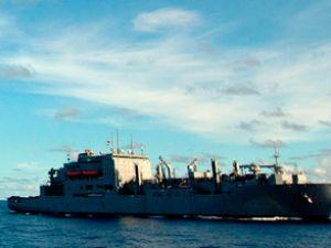 Rus denizciler, Türk gemisinde mağdur oldu