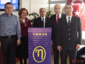 İzmir GEMİMO Genel Kurulu yapıldı