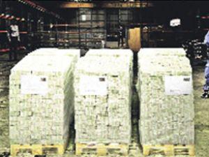 İşte Rusya'daki 20 milyar Euro'luk kargo