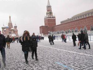 Moskova'daki turistin 146 bini Türkiye'den