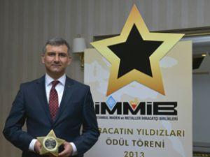 İMMİB'den Aygaz'a birincilik ödülü