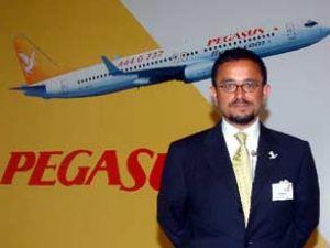 Pegasus yeni havalimanını coşturacak