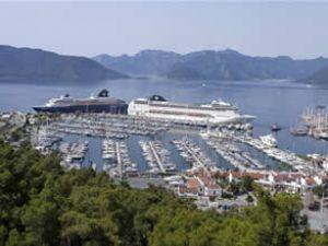 Marmaris Limanı, kendi rekorunu kırdı