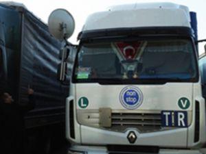 Taşımada çaresizlik TIR'lara anten taktırdı