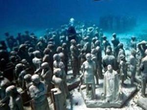 Denizaltı Müzesi'nde son aşamaya gelindi