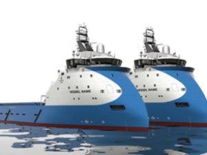 Ulstein, Blue Ship için iki PSV siparişi verdi