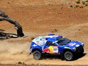 Dakar Rallisi kamyonlarında uyuşturucu