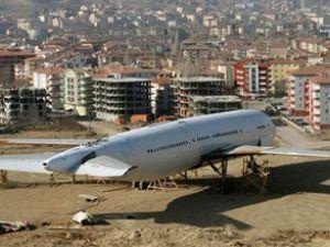 Çankırı'da uçak, gemi kütüphane oluyor