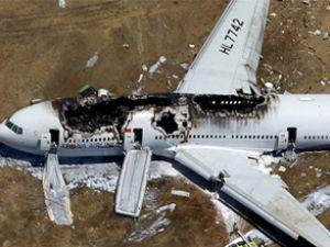 Asiana Havayolları'na iletişimsizlik cezası