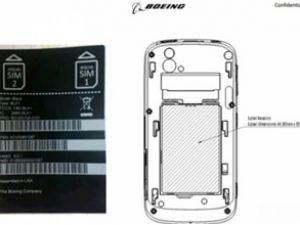 Boeing'den kendini imha eden telefon