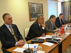 Antalya DTO toplantısı gerçekleştirildi
