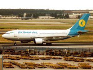 Kazakhstan Airways yeniden havalanıyor