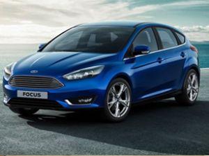 Yeni Ford Focus Cenevre'de tanıtılacak