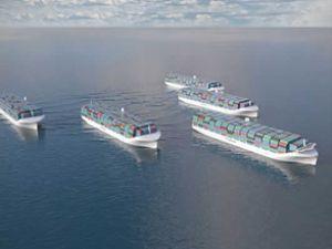 Rolls Royce, insansız yük gemisi yapacak