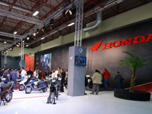 Honda, Moto Bike'da 9 modelini sergiledi