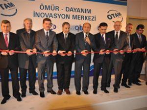 OTAM, inovasyon test merkezini kurdu