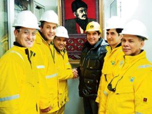 Türkmenistan Hazar'da üretimi artıracak