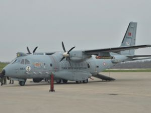 Deniz karakol uçakları basına tanıtıldı