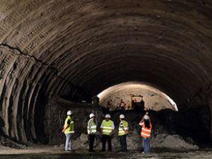 Türkiye'nin en uzun tüneli yarın açılacak