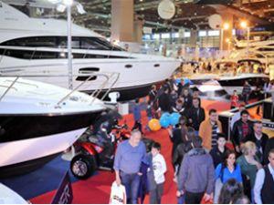 Avrasya Boat Show'u 65 bin 328 kişi gezdi