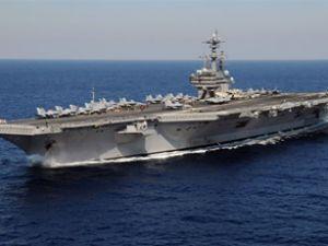ABD donanması Karadeniz'e yola çıktı