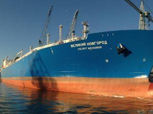 STX'ten Sovcomflot'a LNG gemisi teslimatı