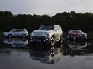 Mitsubishi Motors, 40'ıncı yılını kutluyor