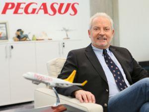 Pegasus, yolcu sayısını yüzde 25 artırdı
