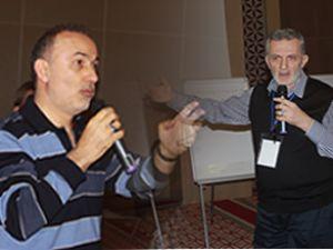 İMEAK DTO Arama Konferansı başladı