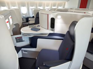 Air France'dan yeni 'Business Class' koltuk