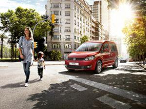 Volkswagen Caddy ailesine yeni üye geldi