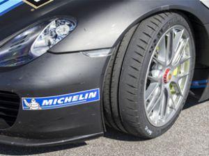 Michelin-Porsche işbirliği devam ediyor